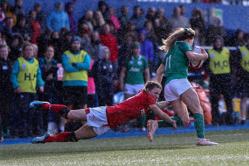 Wales Women v Ireland Women Six Nations 16.03.2019