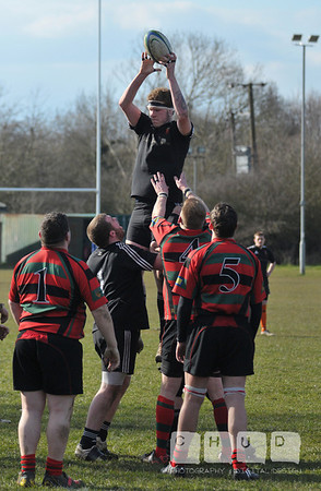 Bingham v Gainsborough 1st XV 30/03/2013