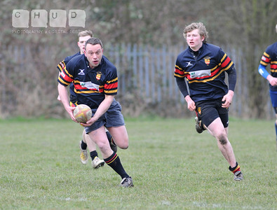 Bingham vs West Bridgford 2nd XV 23/02/2013