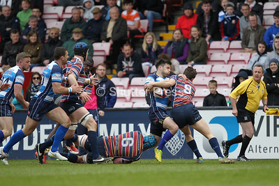 Darlington Mowden Park vs Old Albanians - National League 1. 1