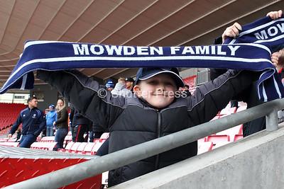 Darlington Mowden Park vs Old Albanians