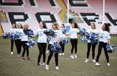 Darlington Mowden Park vs Blackheath - National League 1.