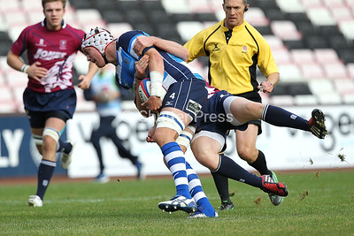 Darlington Mowden Park vs Macclesfield - National League 1. 04/10/14