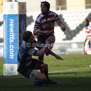 Darlington Mowden Park vs Rosslyn Park - National League 1. 28/03/15
