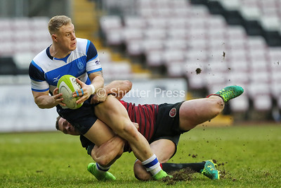 Mowden Park vs Moseley 13/01/18