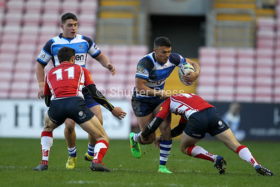 Darlington Mowden Park vs Hull Ionians- National League 1.