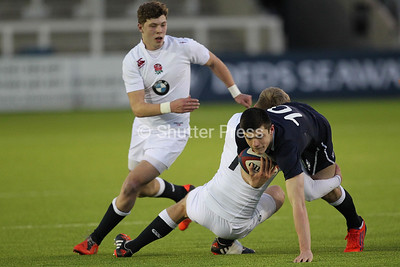 ENGLAND U18S V SCOTLAND U18S - MARCH 8TH 2015