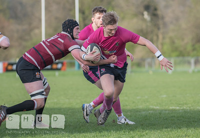 Nottingham Trent University v Bristol University 05/04/2017