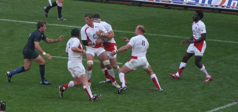 England vs France, Investec Challenge, Twickenham, 10 August 2007