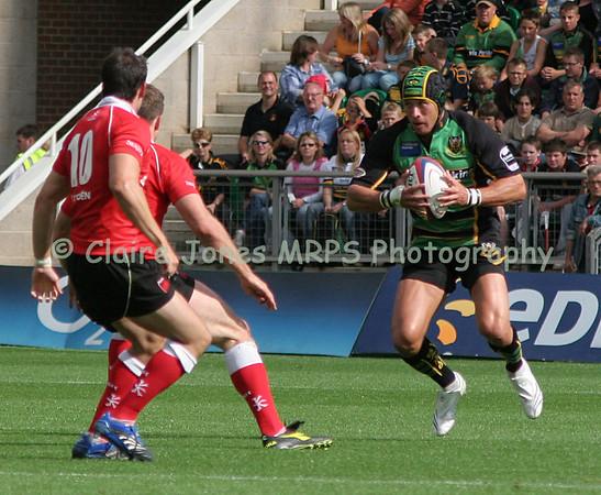 Bruce Reihana vs Greg Evans and Gareth Morgan