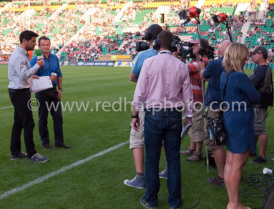 Craig Doyle introduces the JP Morgan 7s on BT Sports second rugby event