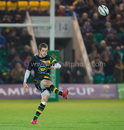 Northampton Saints vs Leinster Rugby, European Rugby Champions Cup, Franklin's Gardens, 9 December 2016