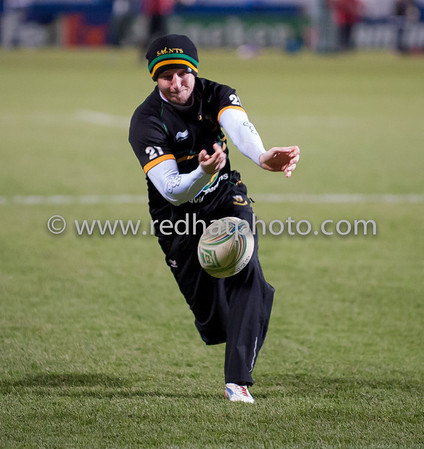 Ulster Rugby vs Northampton Saints, Heineken Cup, Ravenhill, 15 December 2012