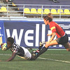 US Women v Spain Vix Try