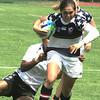 US Women v Fiji Kimber