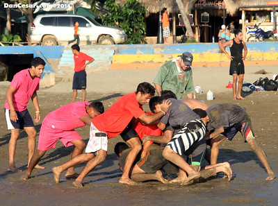 Rugby in Nicaragua