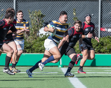 California defeats Utah 92-12 in PAC Rugby Conference action.