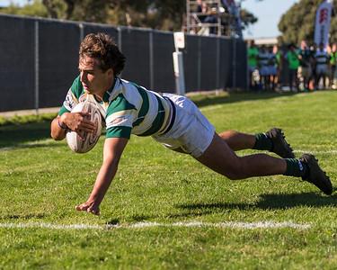 2017 West Coast Collegiate Sevens Rugby (Treasure Island) Pool Play
