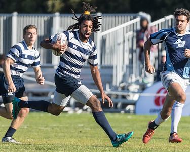 2017 West Coast Collegiate Sevens Rugby Tournament (Treasure Island)