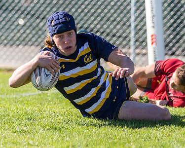 2017 West Coast Collegiate Sevens Rugby (Treasure Island)