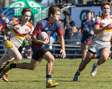 2017 West Coast Collegiate Sevens Rugby Tournament (Treasure Island)