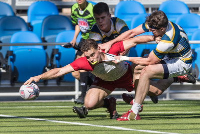 2017 Penn Mutual Collegiate Rugby Fall Classic