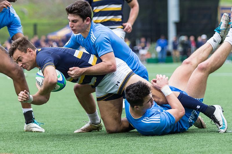 Men's Rugby: UCLA vs California