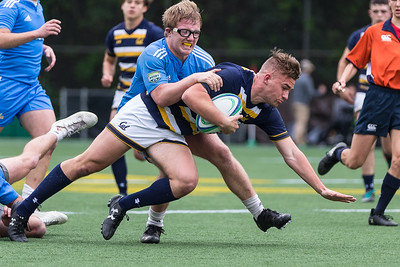 Men's Rugby: UCLA vs California