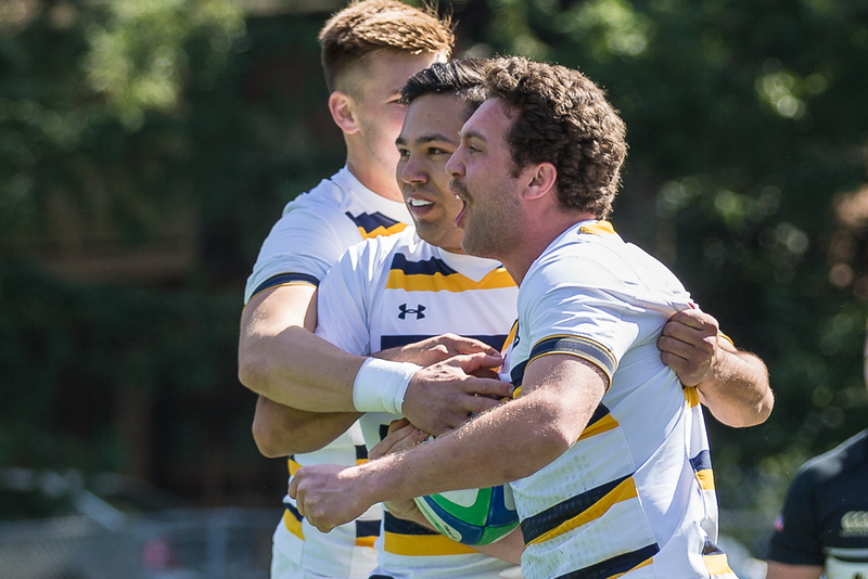 Men's Rugby: Army vs California