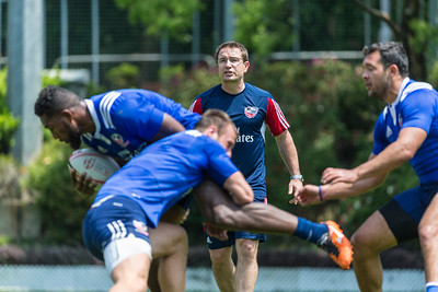 USA Sevens Training Session