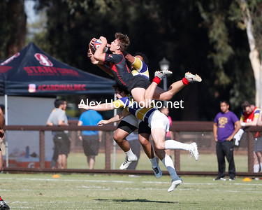 2019 Pacific Western Sevens Championship Pool Play: Fresno State over San Francisco State 28–12