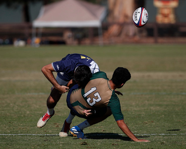 2019 Pacific Western Sevens Championship Pool Play: Nevada over Monterey Bay 17–5
