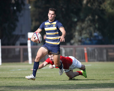 2019 PAC Rugby Sevens Championship Pool Play: California over Washington State 55–0