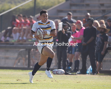 2019 PAC Rugby Sevens Championship Pool Play: California over Utah 51–0