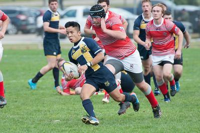 2015 Michigan Academy Rugby vs  Ohio State -066