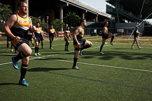 Brooklyn Kings X Rhode Island Rebellion - USA Rugby League