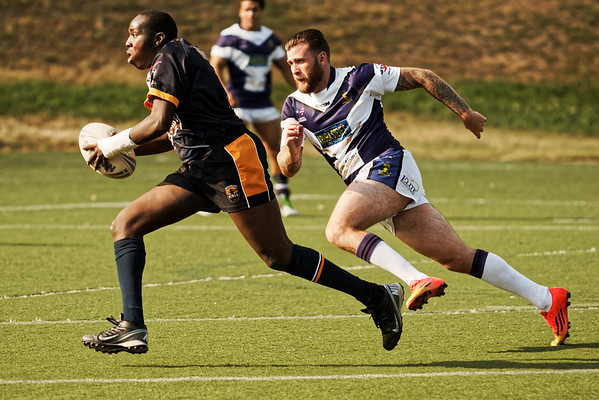 Brooklyn Kings X Rhode Island Rebellion - USA Rugby League