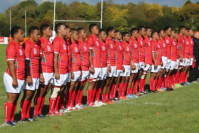 October 8, 2015, Pool C 1st Round, RAF vs Tonga, 2015 IDRC