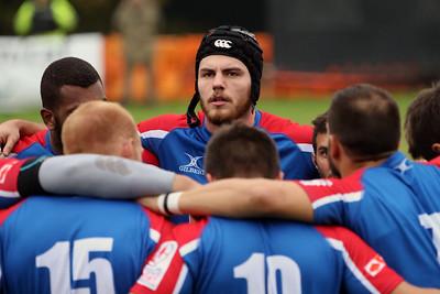 October 18, 2015, Quarterfinals France vs RAF, 2015 IDRC