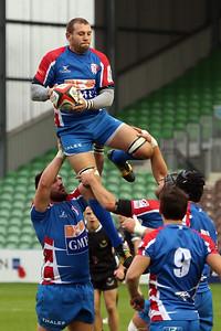 October 29, 2015, France vs New Zealand 2015 IDRC Bronze Match