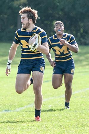 2016 Michigan Rugby vs  State 100