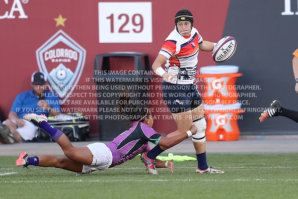 ARPTC Women 2016 USA Rugby Club 7's National Championships