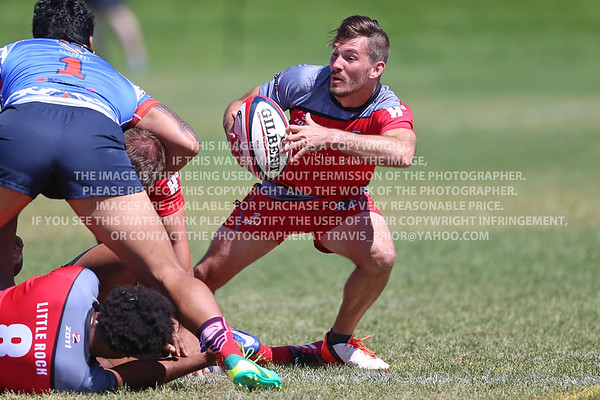 Little Rock Rugby Men 2016 USA Rugby Club 7's National Championships