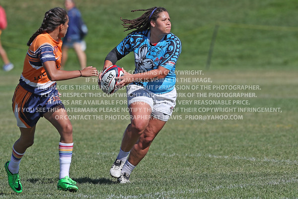 Youngbloodz Women's Rugby 2016 USA Rugby Club 7's National Championships