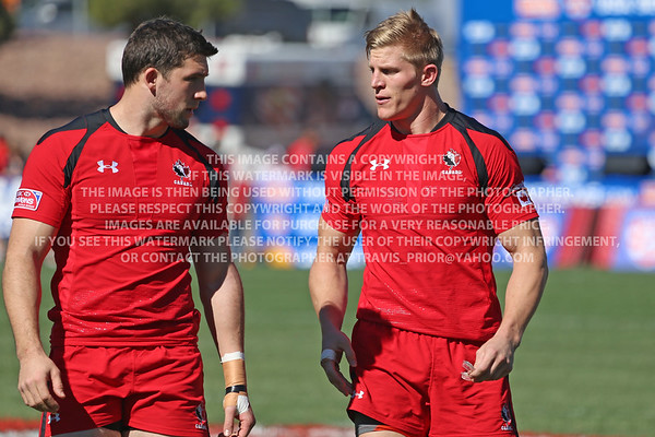 Canada Rugby 2015 USA Seven's-Las Vegas