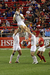 February 13-15, 2015; Las Vegas, Nevada, United States; USA Sevens Rugby- HSBC Seven's World Series, England Rugby, Photo: Travis Prior