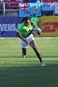 February 13-15, 2015; Las Vegas, Nevada, United States; USA Sevens Rugby- HSBC Seven's World Series, South Africa Rugby, Photo: Travis Prior