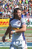 February 14, 2015; Las Vegas, United States; Danny Barrett and the USA Men's Eagles vs South Africa in the HSBC Sevens World Series at the Sam Boyd Stadium. Photo Credit: Travis Prior - KLC fotos