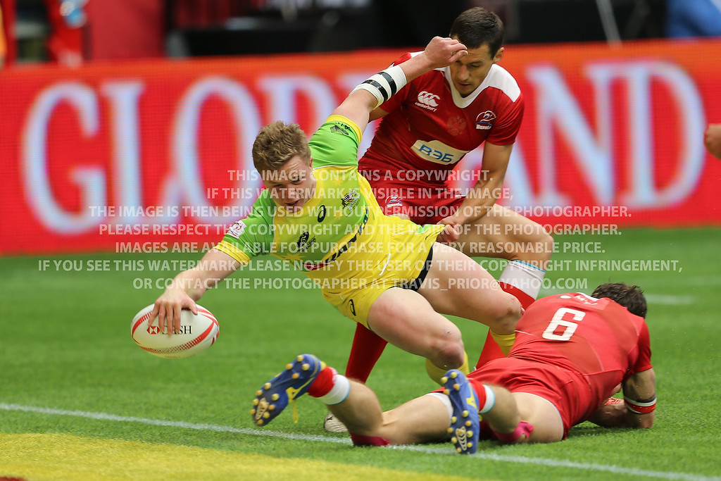 Australia Rugby 2016 HSBC Sevens World Series Vancouver