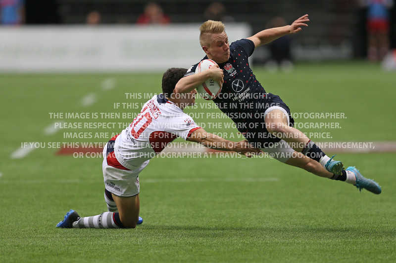 England Rugby 2016 HSBC Sevens World Series Vancouver